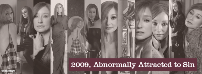 Tori Amos Abnormally Attracted to Sin