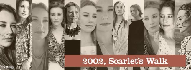 Tori Amos - Scarlet's Walk