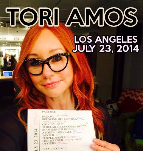 July 23rd - Los Angeles