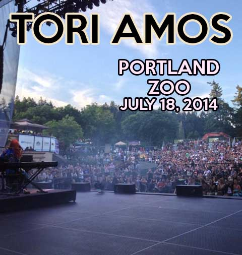 July 18th - Portland Zoo