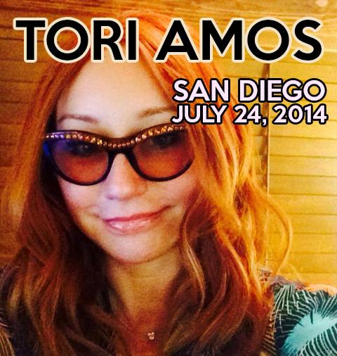 July 24 - San Diego