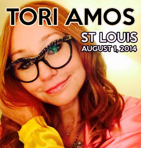 August 1st - St Louis