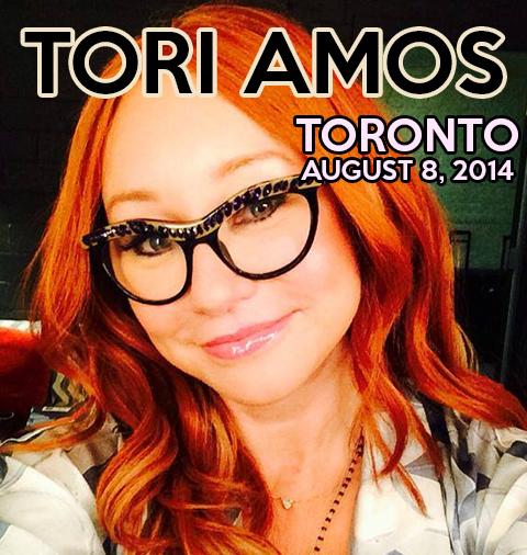 August 8th - Toronto